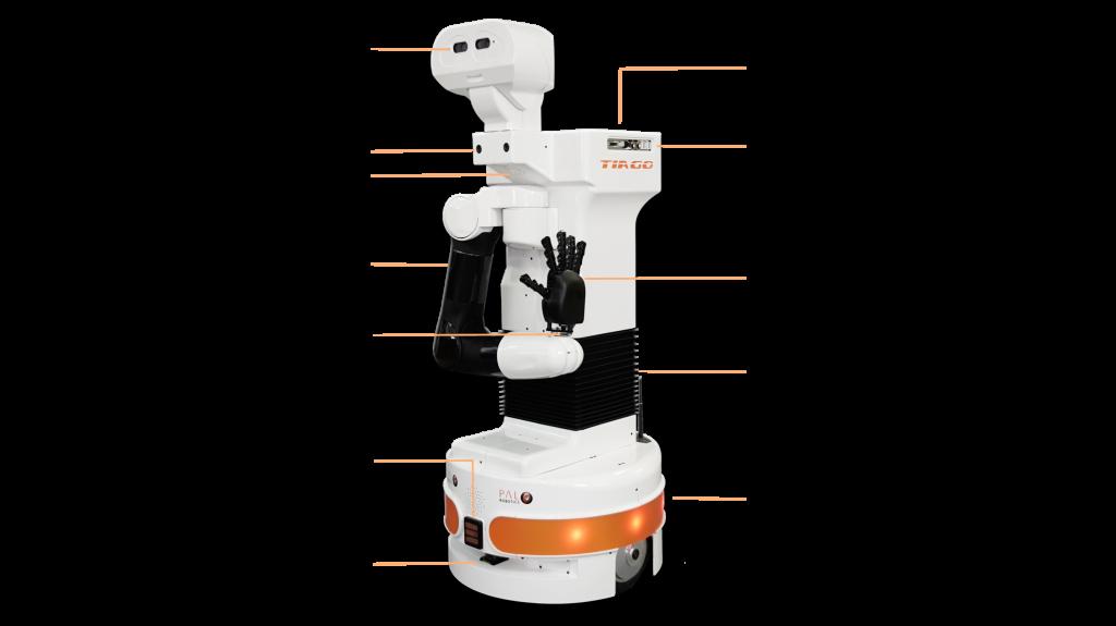 TIAGo Robot Components