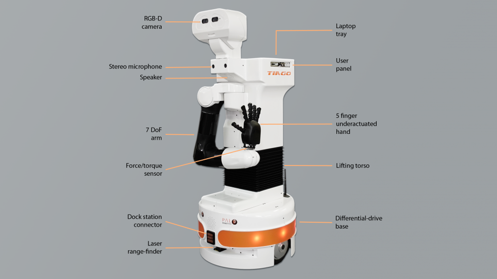 TIAGo-robot